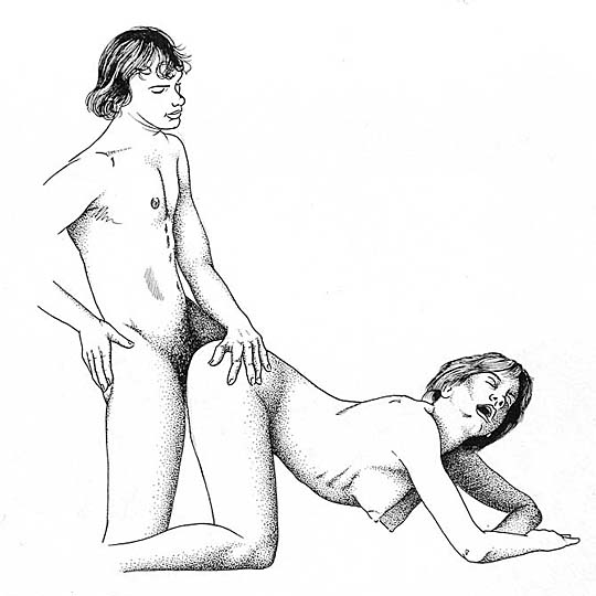 author show .Sex Positions Drawings