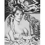 nastassia kinski nude portrait