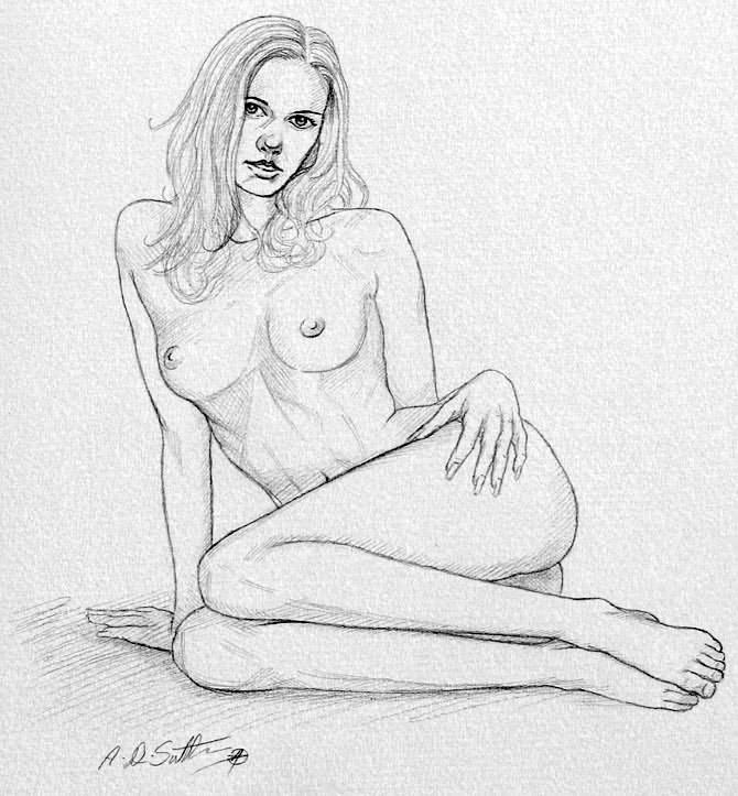untitled nude art
