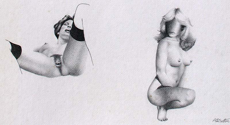 female demon art